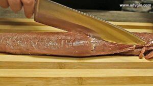 friptura de porc impletita 2 bucati impletite