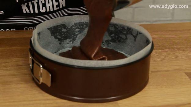 Tort Fanta cu suc de portocale compozitie blat
