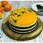 prajitura fanta cu suc de portocale in 6 variante