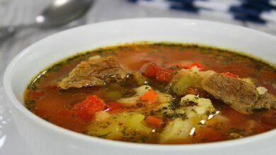 Photo of Ciorba de vacuta cu legume reteta simpla