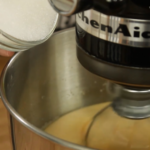 Prajitura cu mere si crema de zahar ars zahar