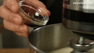 Prajitura Tiramisu cu mascarpone esenta de vanilie