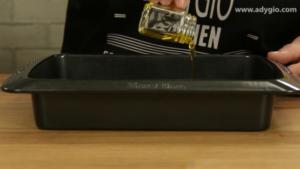 cod la cuptor cu maioneza ulei