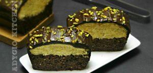 chec cu ciocolata si fistic reteta simpla adygio kitchen