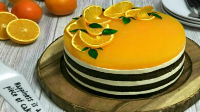 Photo of Tort Fanta cu suc de portocale reteta video