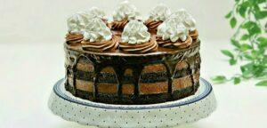 Tort Boema cu ciocolata reteta de cofetarie adygio kitchen
