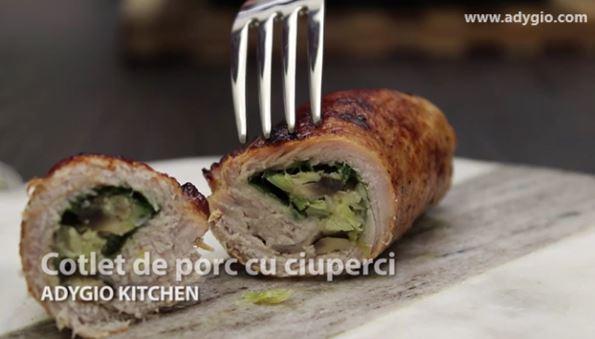 cotlet de porc la cuptor cum se face carnea de porc