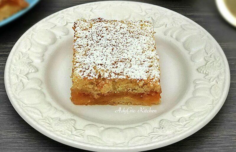 Prajitura cu mere simpla si rapida , prajitura lenesului cu mere adygio kitchen