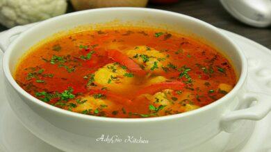 Photo of Ciorba de legume reteta simpla si rapida