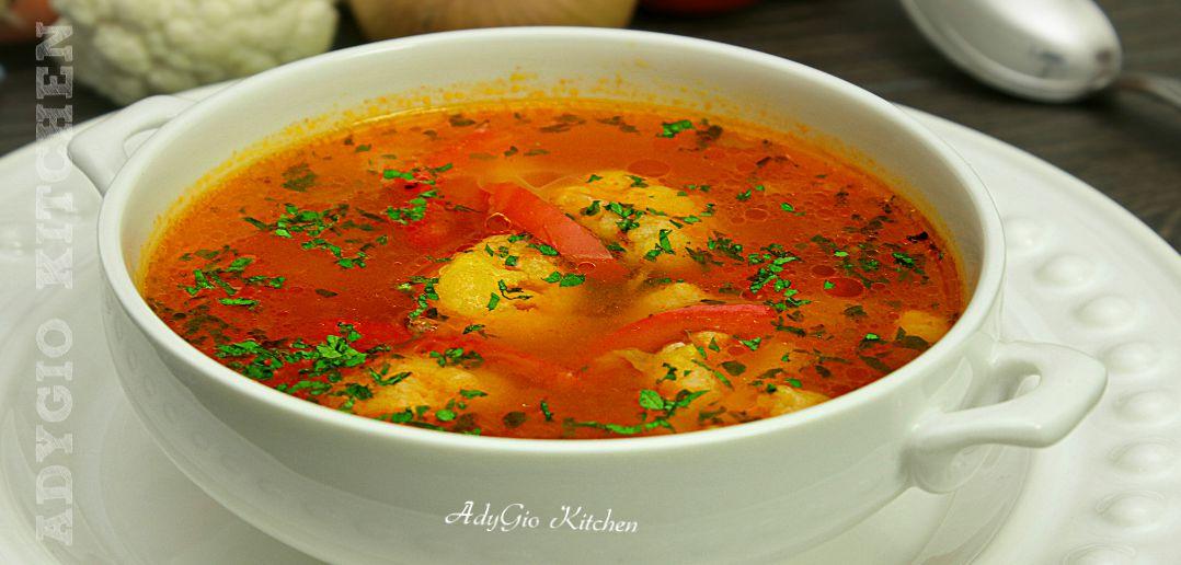 Ciorba de legume reteta simpla si rapida adygio kitchen
