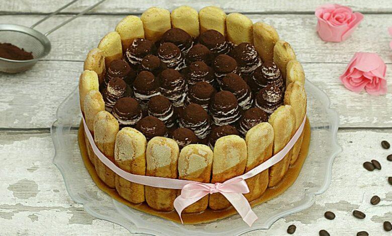 Tiramisu cu caramel si frisca reteta adygio kitchen