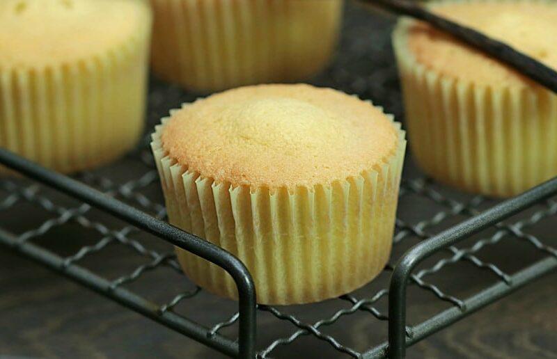 Reteta de cupcakes cu vanilie reteta cu reusita garantata
