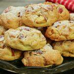 Biscuiti fragezi cu mere , biscuiti de casa care se topesc in gura