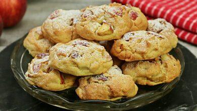 Photo of Biscuiti fragezi cu mere reteta bunicii