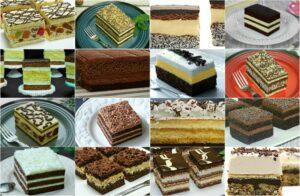 Cele mai bune prajituri de casa , 9 retete de prajituri de casa