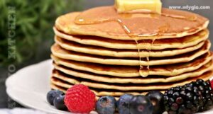Cum se fac clatitele americane pufoase pancakes pufoase reteta simpla