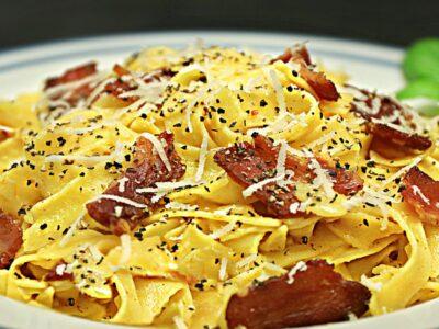 Paste carbonara reteta autentica italiana cu toate secretele adygio kitchen