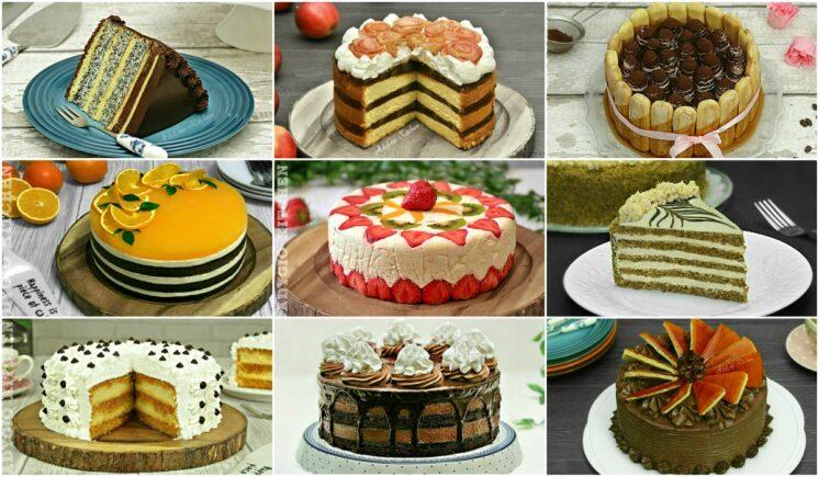 Tort retete de tort Dobos, reteta de tort Diplomat, tort tiramisu cu caramel, tort de ciocolata, tort cu frisca