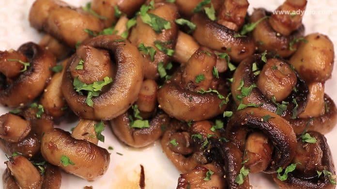 Ciuperci la cuptor reteta simpla, secrete pentru cele mai bune ciuperci la cuptor