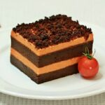 Prajitura de post cu rosii, prajitura fara unt, lapte sau oua