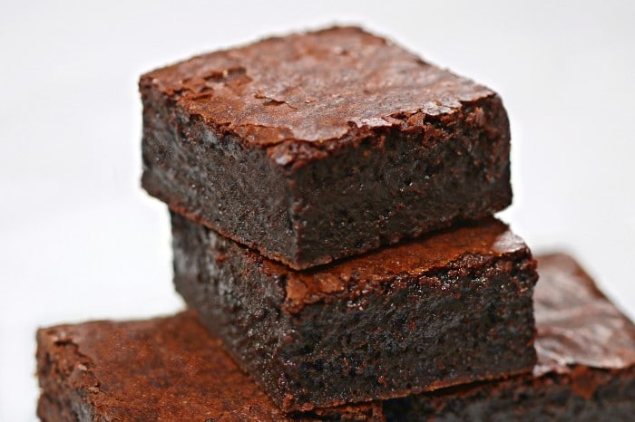 Brownie negresa portionata