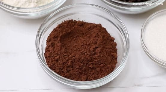 Cacao pentru reteta de negresa sau brownie