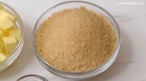 Zahar brun si alb pentru reteta de negresa sau brownie