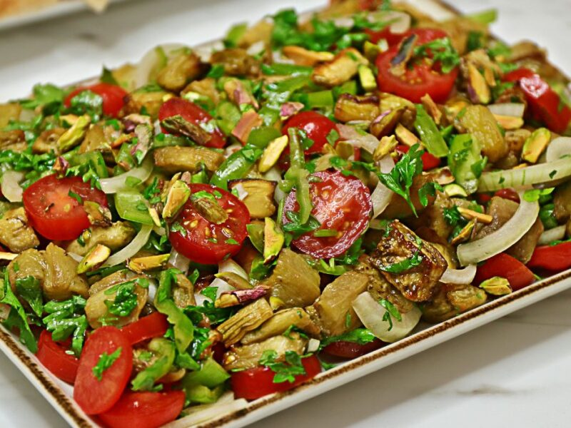 Salata de vinete reteta turceasca adygio kitchen